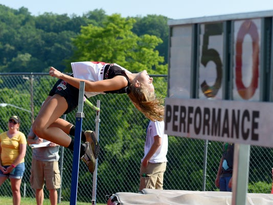 2A state track championships - day 2
