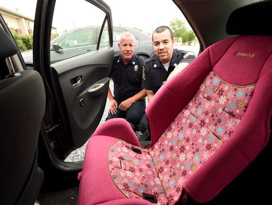 Car seat safety technicians1