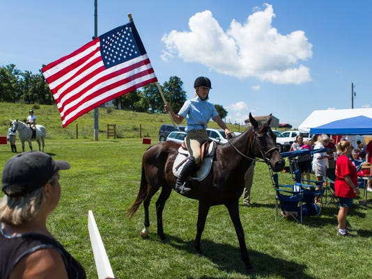 Middlebrook Horse Show