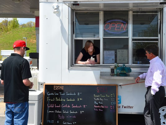 Farm Fresh Fixins - Food Truck