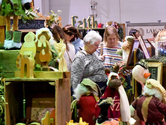Craft Show at Augusta Expo
