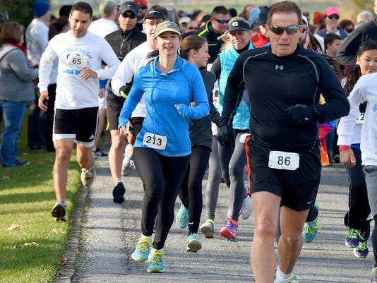 Turkey Trot 5k Run/Walk at Ironwood
