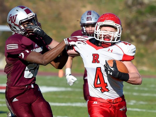 Riverheads at George Wythe Group 1A football