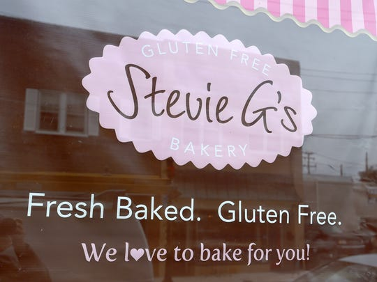 Stevie G's Gluten Free Bakery in downtown Waynesboro