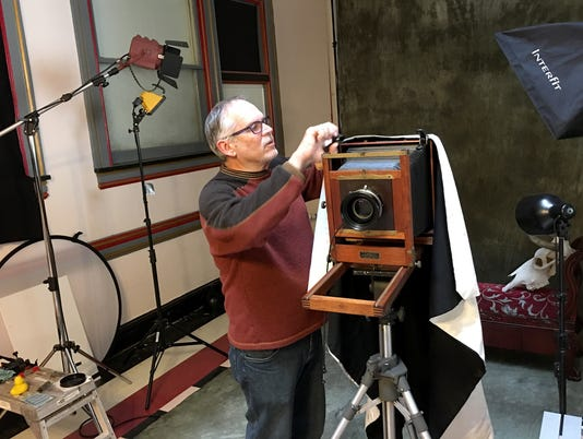 Photographer Richard Pippin
