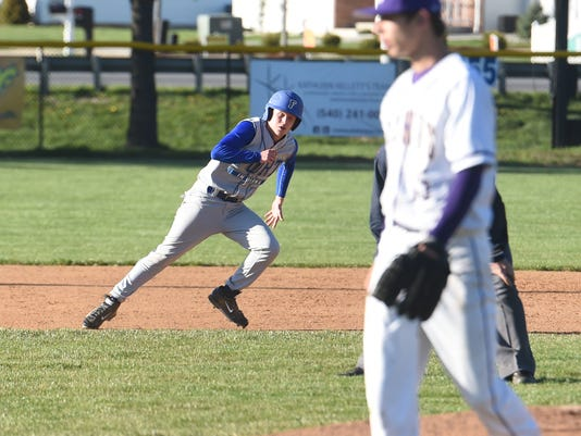 Fort Defiance at Waynesboro baseball
