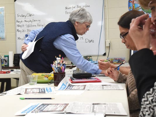 Augusta County Adult Learning Center - ESOL