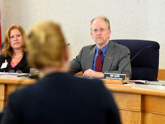 Staunton School Board votes on WRE