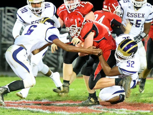Riverheads vs. Essex football