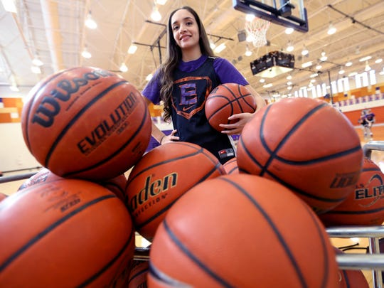 Eastlake's Daniela Gutierrez has been important part