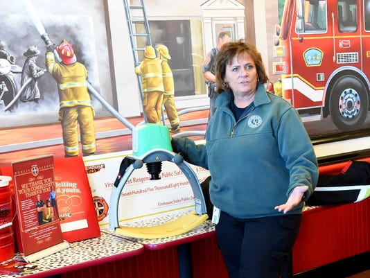 Firehouse Subs Equipment Grant
