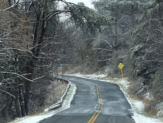 Snow - Winter Weather