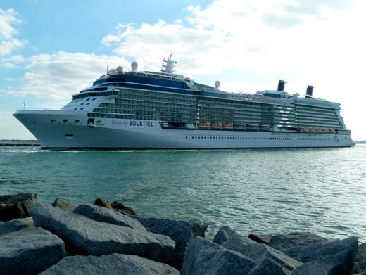 Celebrity Cruises Hikes Service Charges For 2018