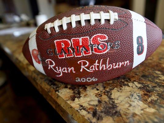 Concussions -- Ryan Rathburn
