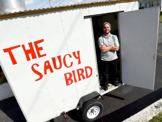 Staunton, VA food truck Saucy Bird will close in November