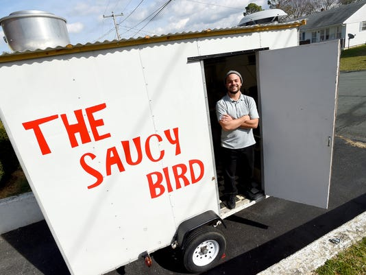 The Saucy Bird