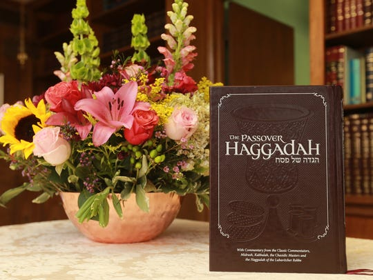 The Haggadah is the Jewish ritual prayer book.