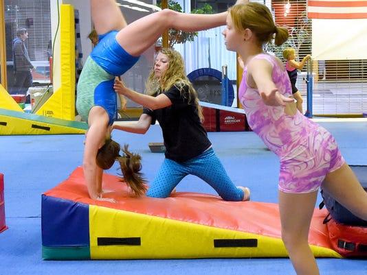 Life continues at Head Over Heels Gymnastics