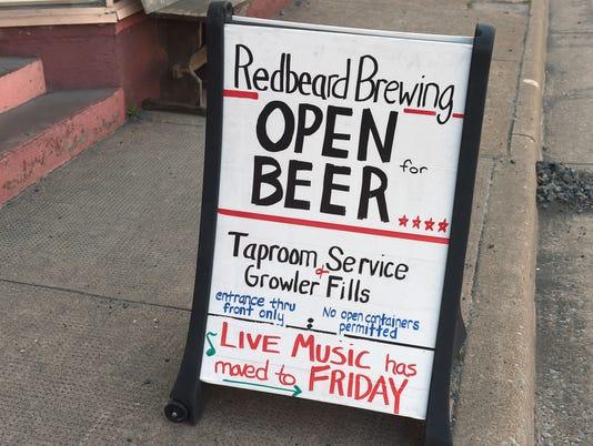 BEER -- Redbeard Brewing