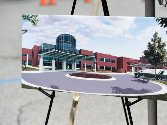 Augusta Health debuts new emergency department expansion project