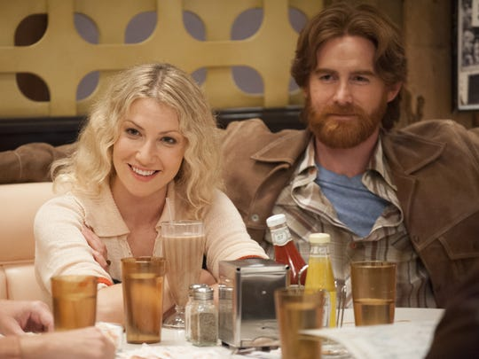 Ari Graynor and Andrew Santino play up-and-coming comedians