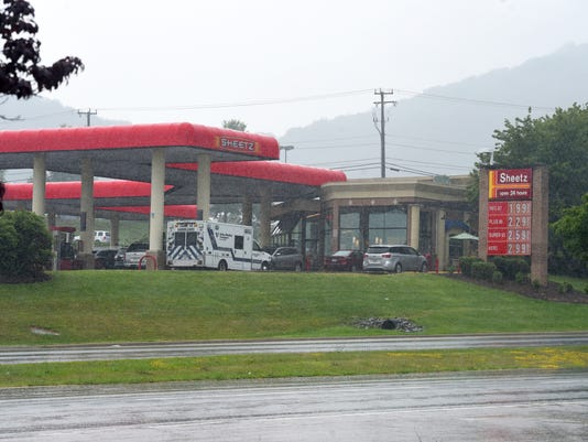 Sheetz in Staunton