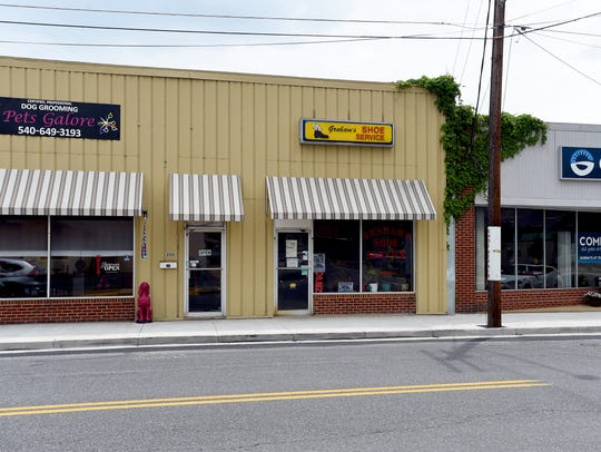 Graham's Shoe Repair located at 202 Arch Avenue in