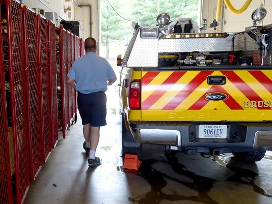 Fire response times