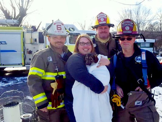 Verona Fire Volunteers - Submitted