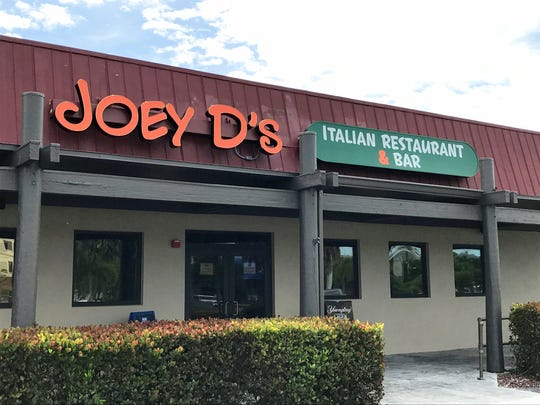 Joey D's Italian Restaurant & Bar opened its fourth location July 17 on Marco Island.