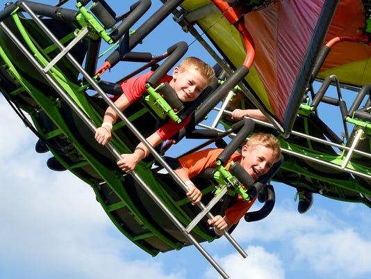 Augusta County Fair - Day 3