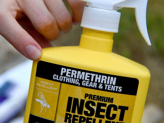 Permethrin is one form active ingredient found in some