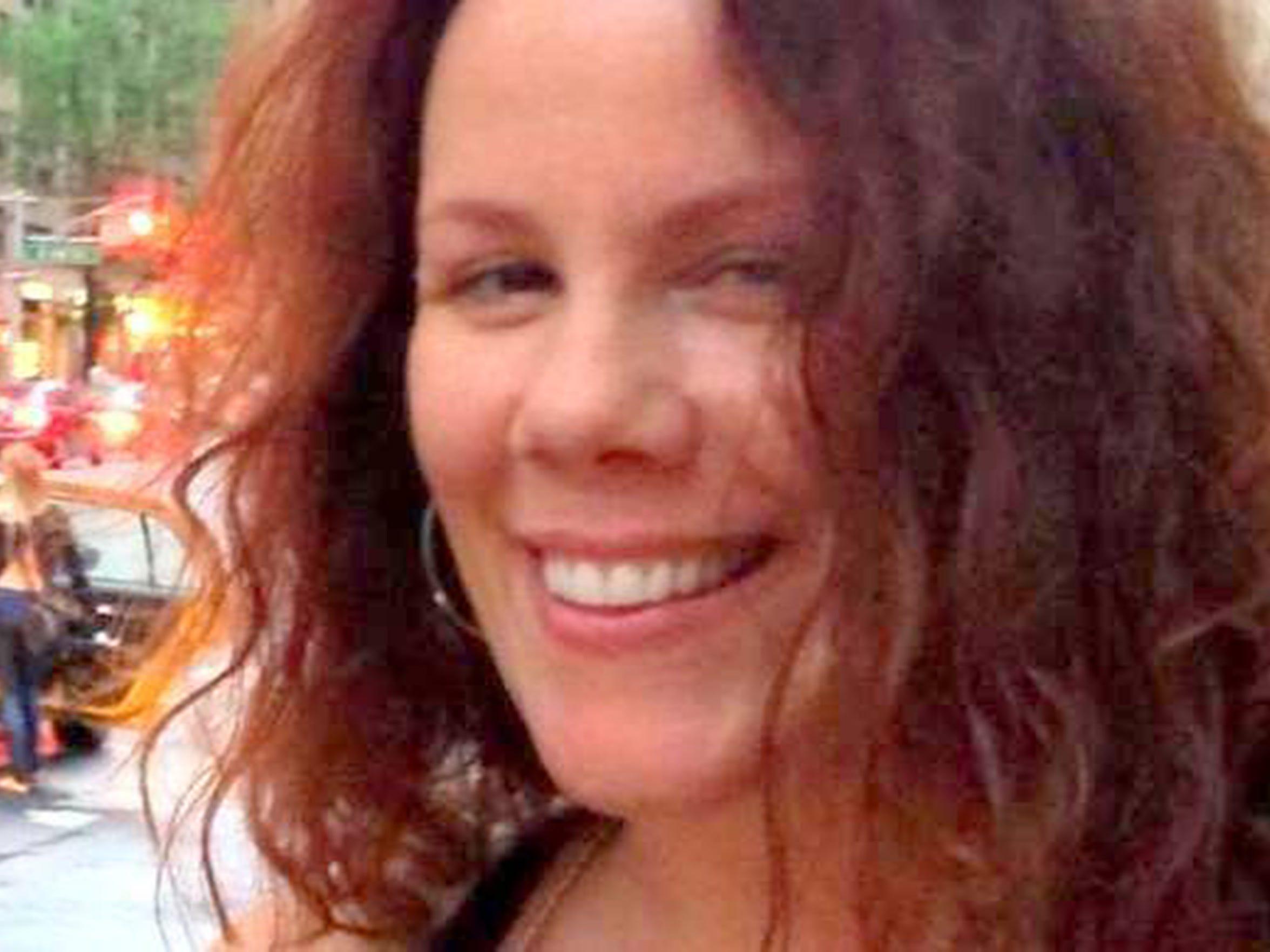 Shannon Harrington lives with Lyme disease.