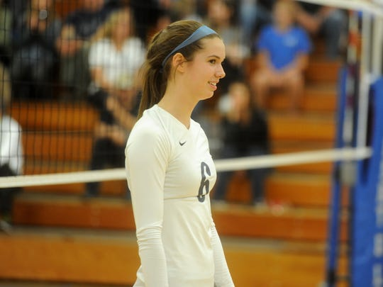 Lee High senior Jennifer Williams will be a preferred walk-on for the Virginia Tech volleyball team next season.