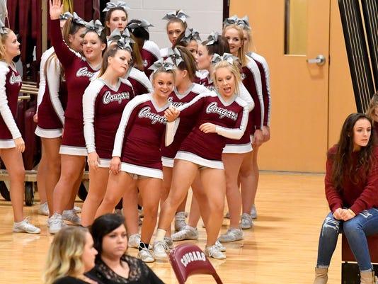 Region 2B Cheer Championship