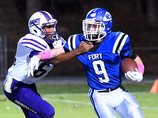Waynesboro and Fort Defiance are expected to join the