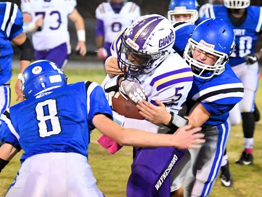 If Wednesday's recommendations by the VHSL alignment committee are approved in September, Fort Defiance and Waynesboro will no longer be district rivals.