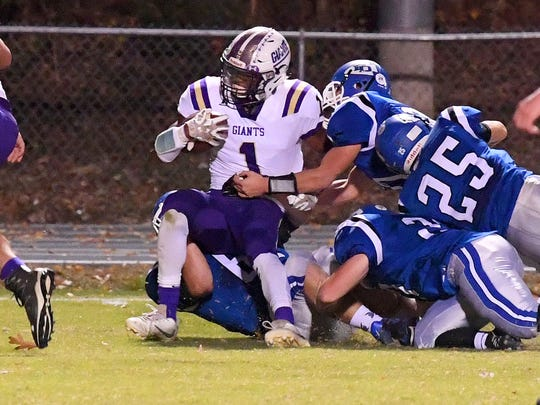 Waynesboro and Fort Defiance both open the 2018 high school football season on Aug. 24, with the Indians traveling to Buffalo Gap and Waynesboro on the road to Stuarts Draft.