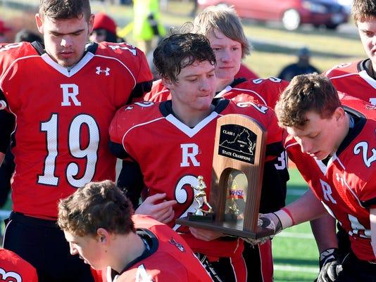 Riverheads win Class 1 state championship