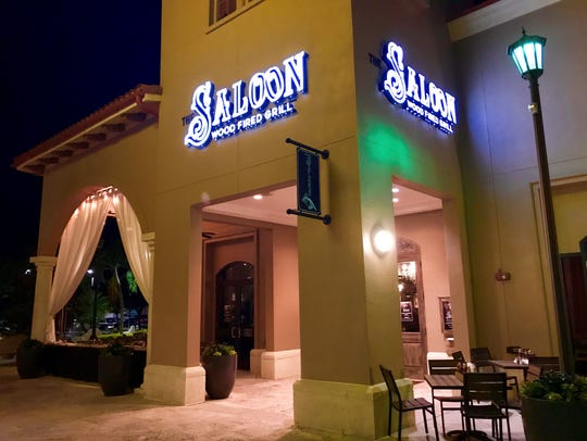 The Saloon, a wood-fired grill, opened Dec. 15 at Coconut