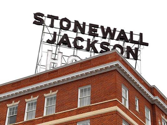 Stonewall Jackson Hotel renovations