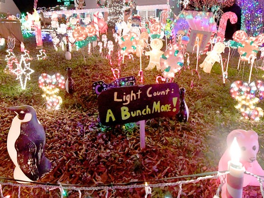 What's the light count at 9604 and 9606 Asbury Court in Henrico? ... A bunch! Since 1974, the holiday lights of ÒA Phifer ChristmasÓ have been lighting up the holidays in the Richmond area. New Year's Eve will be the last chance to see them this season.