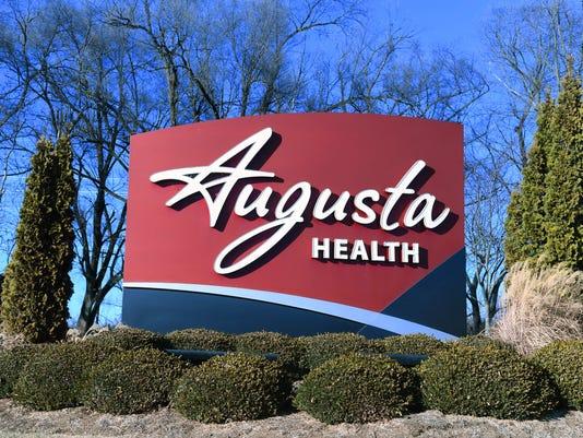 Augusta Health sign