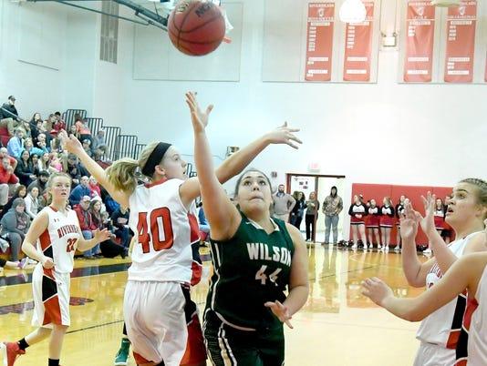 Wilson's Sarah Sondrol scores 1,000