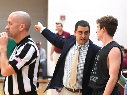 Wilson Memorial coach Jeremy Hartman would love to see a shot clock added to high school basketball in Virginia.