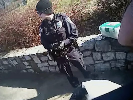 They Didn't Shoot - Body Cam Footage