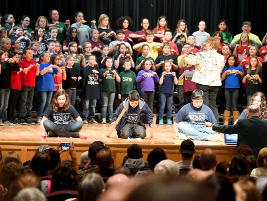 Augusta Co. Elementary Honors Choir