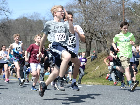 The second-annual Miles for Meals 5K is set for Friday, April 19.