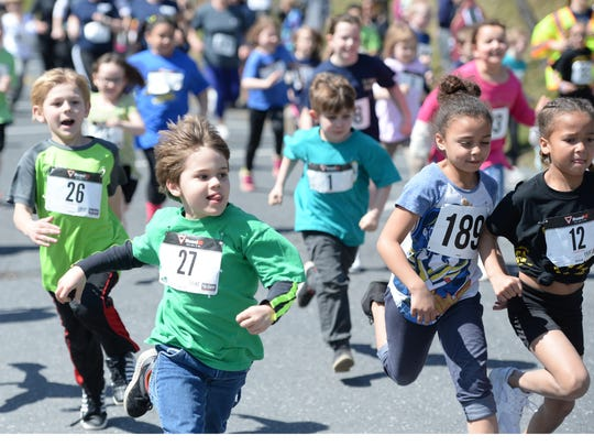 Staunton City School students participated in the Miles
