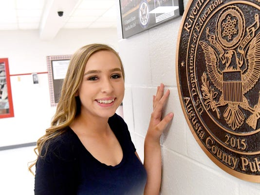Grad Series: Riverheads' Leah Lester
